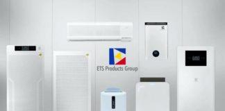 ETS-Luftreinigungssystem