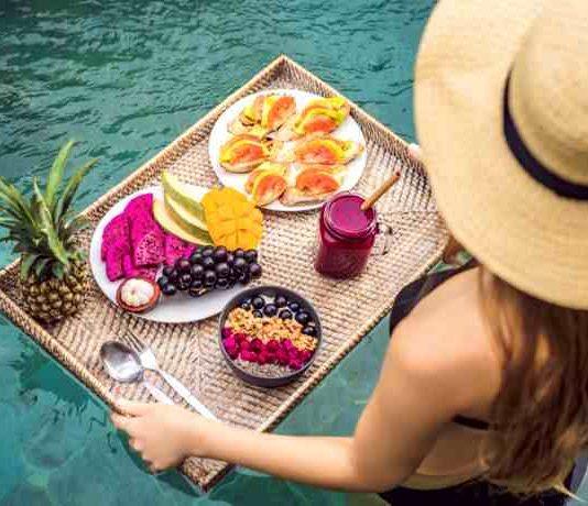 Gesunde Ernährung auf Reisen und andere Reisevorbereitungen